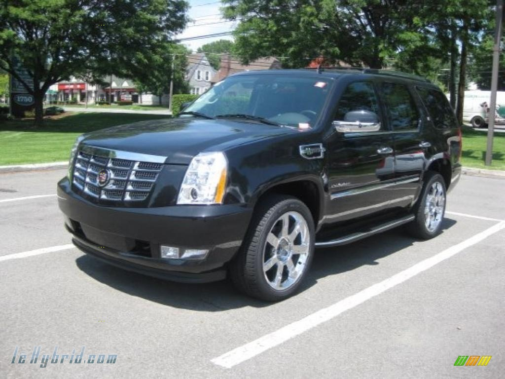 2010 escalade hybrid awd black raven ebony photo 1. Cars Review. Best American Auto & Cars Review