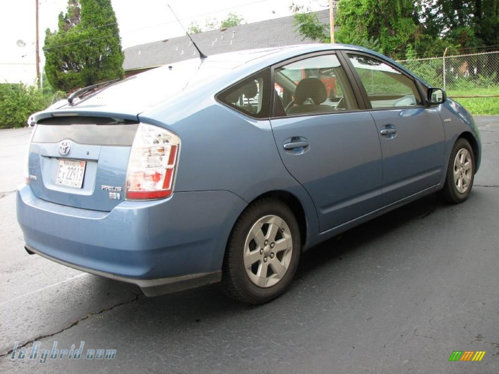 2006 toyota prius hybrid in seaside pearl photo 5 for Prius electric motor for sale