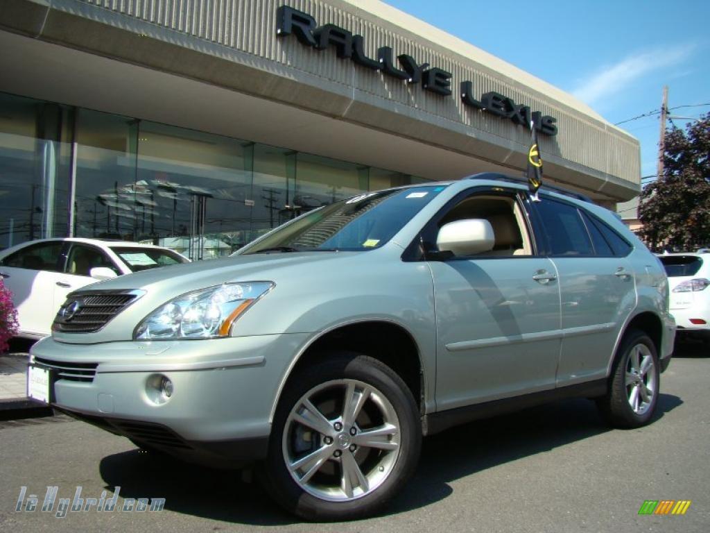 2007 lexus rx400h hybrid