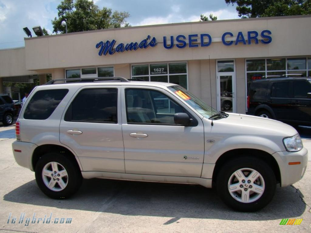Mercury Mariner Hybrid Kbb Autos Post