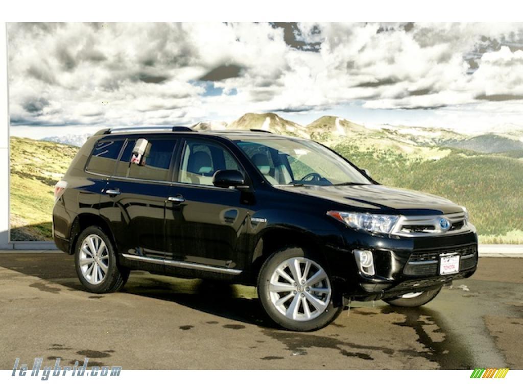 Toyota Highlander Hybrid Limited 4WD