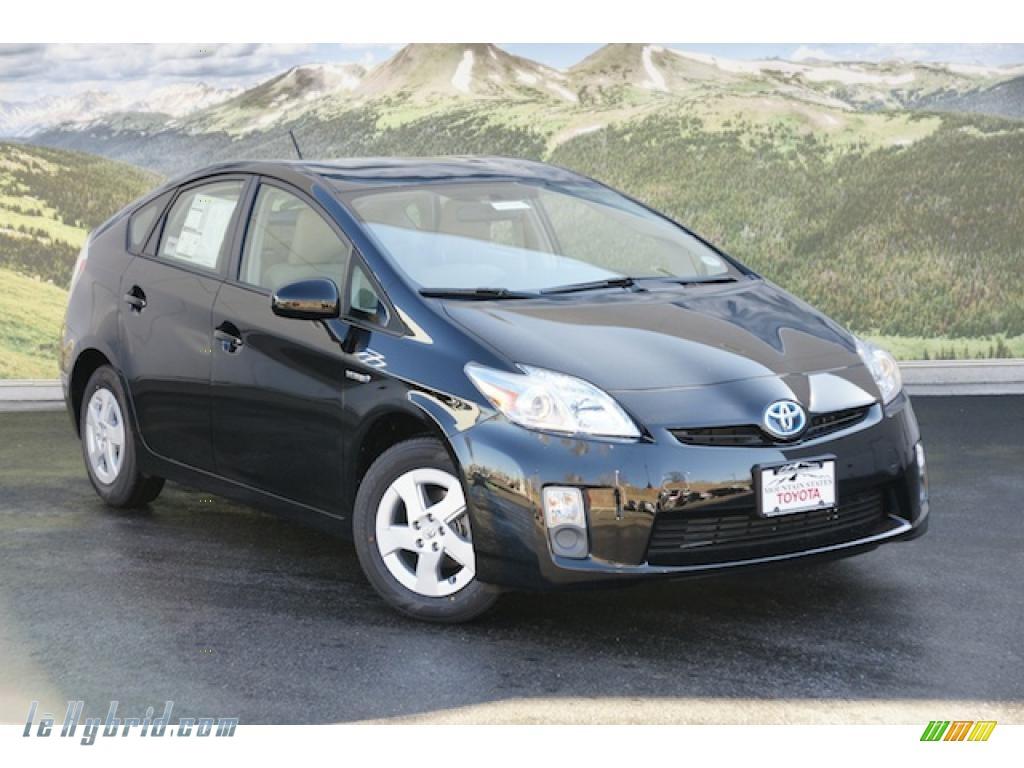 2011 toyota prius hybrid ii in black 271696 lehybrid for Prius electric motor for sale