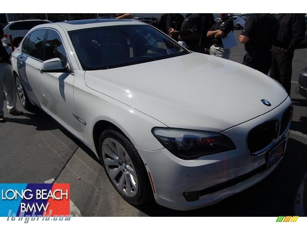 2011 BMW 7 Series ActiveHybrid Incredible Specification