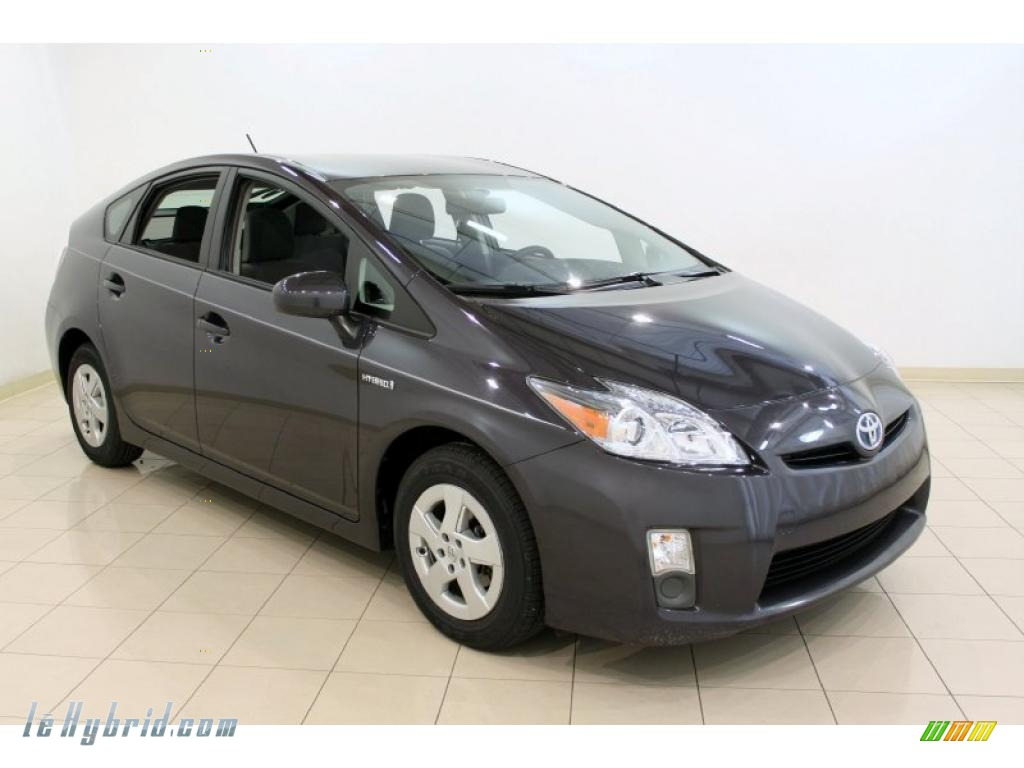 2010 toyota prius hybrid ii in winter gray metallic 143614 hybrid cars. Black Bedroom Furniture Sets. Home Design Ideas