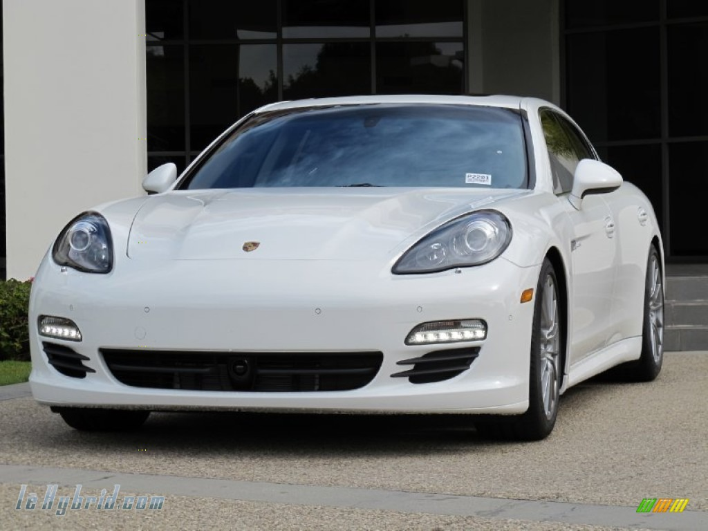 2012 porsche panamera s hybrid in carrara white 045208 hybrid cars gasoline. Black Bedroom Furniture Sets. Home Design Ideas
