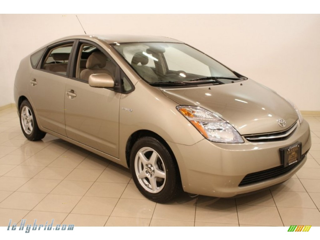 2008 toyota prius hybrid in driftwood pearl 438439. Black Bedroom Furniture Sets. Home Design Ideas