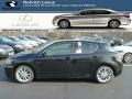 Lexus CT 200h Hybrid Premium Obsidian Black photo #1