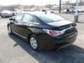 Hyundai Sonata Hybrid Black Onyx Pearl photo #5
