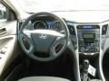Hyundai Sonata Hybrid Black Onyx Pearl photo #14