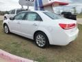 Lincoln MKZ Hybrid White Platinum Metallic Tri-Coat photo #7