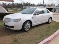 Lincoln MKZ Hybrid White Platinum Metallic Tri-Coat photo #9