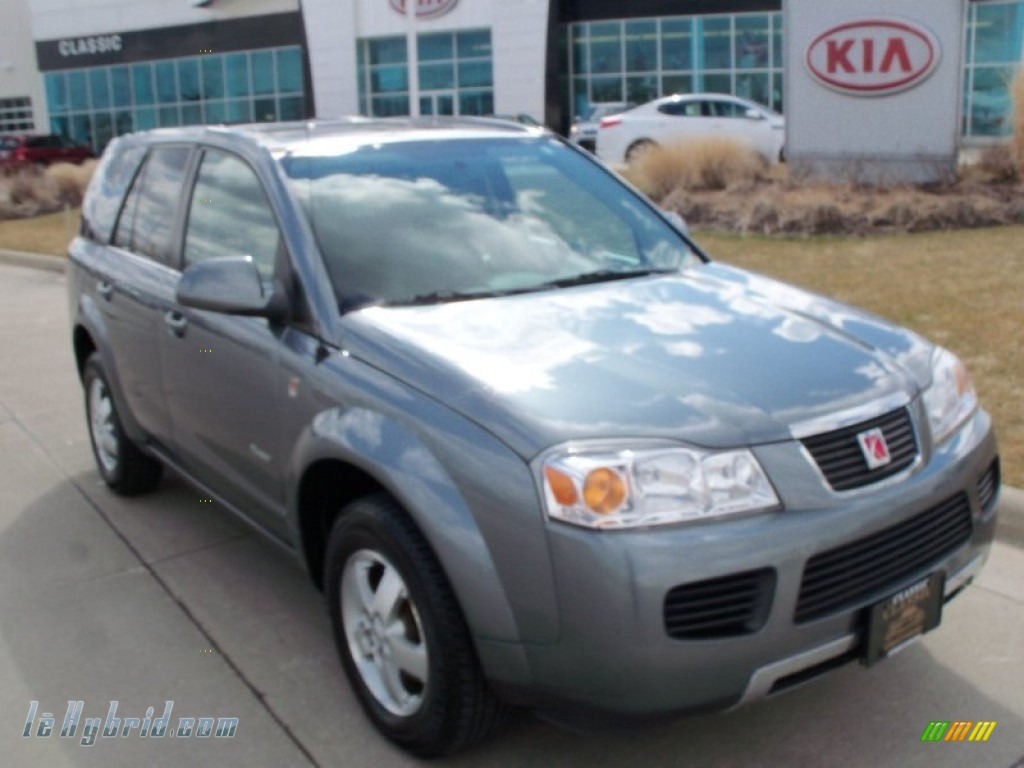 Storm Gray / Gray Saturn VUE Green Line Hybrid