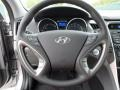 Hyundai Sonata Hybrid Hyper Silver Metallic photo #33