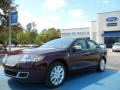 Lincoln MKZ Hybrid Bordeaux Reserve Metallic photo #1