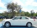 Lincoln MKZ Hybrid White Platinum Metallic Tri-Coat photo #2