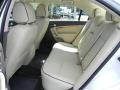 Lincoln MKZ Hybrid White Platinum Metallic Tri-Coat photo #6