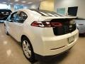 Chevrolet Volt Hatchback White Diamond Tricoat photo #4