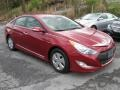 Hyundai Sonata Hybrid Venetian Red photo #4