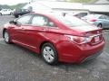 Hyundai Sonata Hybrid Venetian Red photo #8