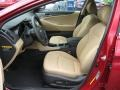 Hyundai Sonata Hybrid Venetian Red photo #14