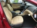 Hyundai Sonata Hybrid Venetian Red photo #20