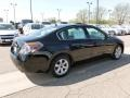 Nissan Altima Hybrid Super Black photo #4