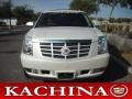 Cadillac Escalade Hybrid AWD White Diamond Tricoat photo #1