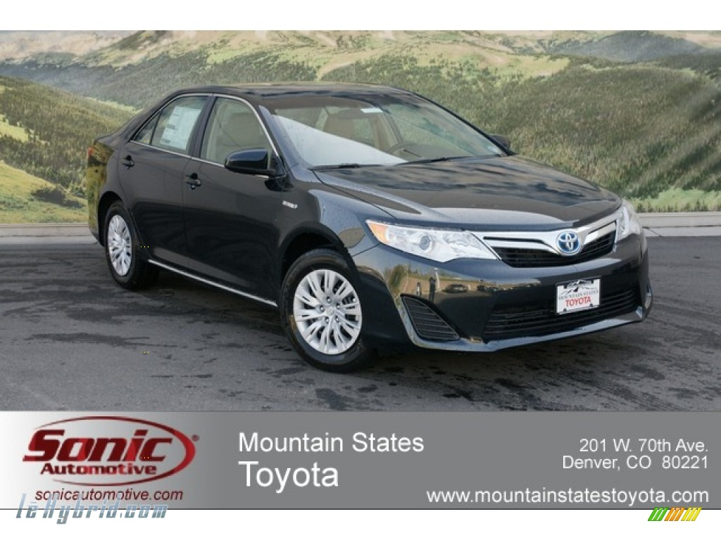 2012 toyota camry hybrid le in cosmic gray mica photo 2 022092 hybrid cars. Black Bedroom Furniture Sets. Home Design Ideas