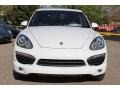 Porsche Cayenne S Hybrid White photo #2