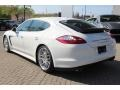 Porsche Panamera S Hybrid Carrara White photo #4