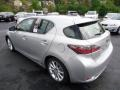 Lexus CT 200h Hybrid Premium Tungsten Silver Pearl photo #2