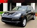 Porsche Cayenne S Hybrid Black photo #1