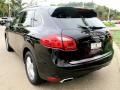 Porsche Cayenne S Hybrid Black photo #3