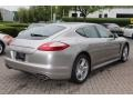 Porsche Panamera S Hybrid Platinum Silver Metallic photo #5