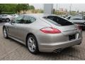 Porsche Panamera S Hybrid Platinum Silver Metallic photo #7