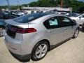 Chevrolet Volt Hatchback Silver Ice Metallic photo #4