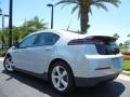 Chevrolet Volt Hatchback Silver Ice Metallic photo #8