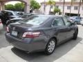 Toyota Camry Hybrid Magnetic Gray Metallic photo #2