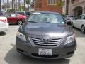 Toyota Camry Hybrid Magnetic Gray Metallic photo #6