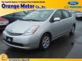 Toyota Prius Hybrid Classic Silver Metallic photo #1