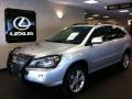 Lexus RX 400h AWD Hybrid Millenium Silver Metallic photo #3