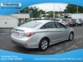 Hyundai Sonata Hybrid Silver Frost Metallic photo #7
