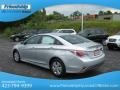 Hyundai Sonata Hybrid Silver Frost Metallic photo #9