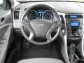 Hyundai Sonata Hybrid Silver Frost Metallic photo #23
