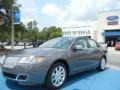 Lincoln MKZ Hybrid Sterling Gray Metallic photo #1