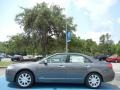 Lincoln MKZ Hybrid Sterling Gray Metallic photo #2