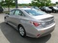 Hyundai Sonata Hybrid Hyper Silver Metallic photo #5
