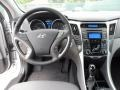 Hyundai Sonata Hybrid Silver Frost Metallic photo #28