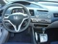 Honda Civic Hybrid Sedan Alabaster Silver Metallic photo #10