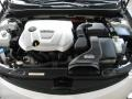 Hyundai Sonata Hybrid Porcelain White Pearl photo #10